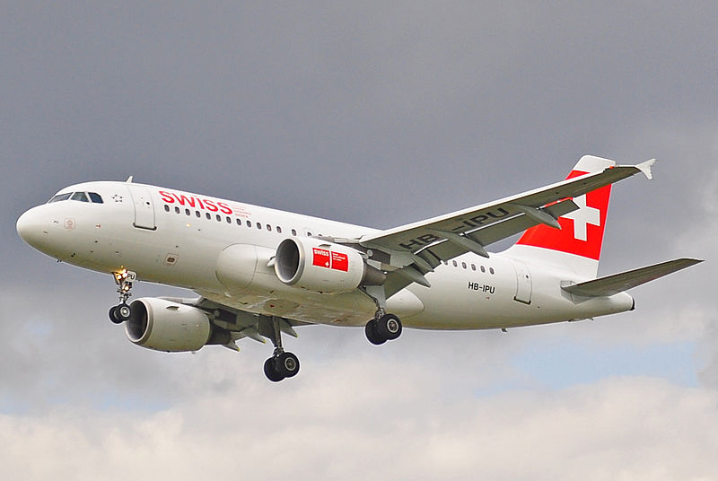 6. Swiss International Airlines, Switzerland
