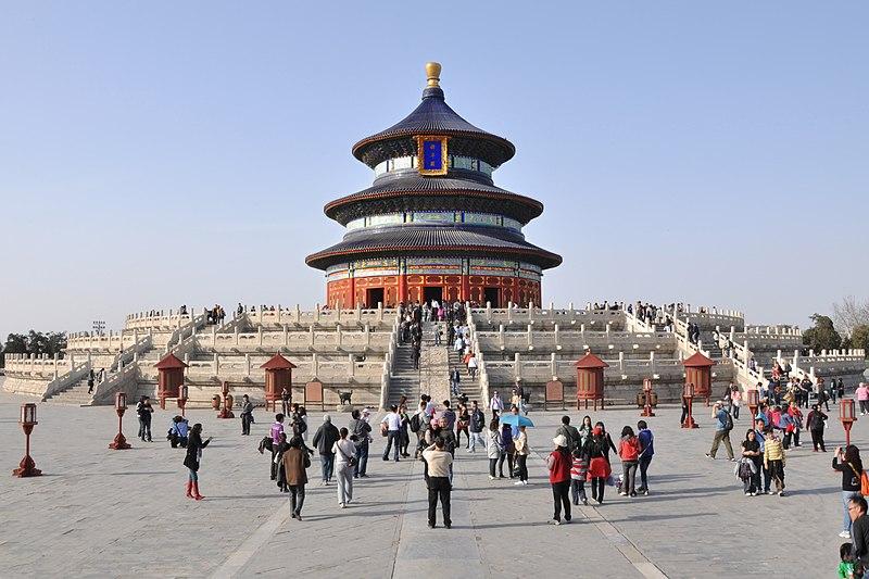 6. Temple of Heaven - Beijing, China