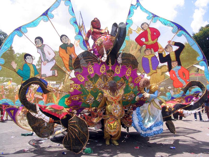 6. Trinidad and Tobago Carnival - Port of Spain, Trinidad and Tobago