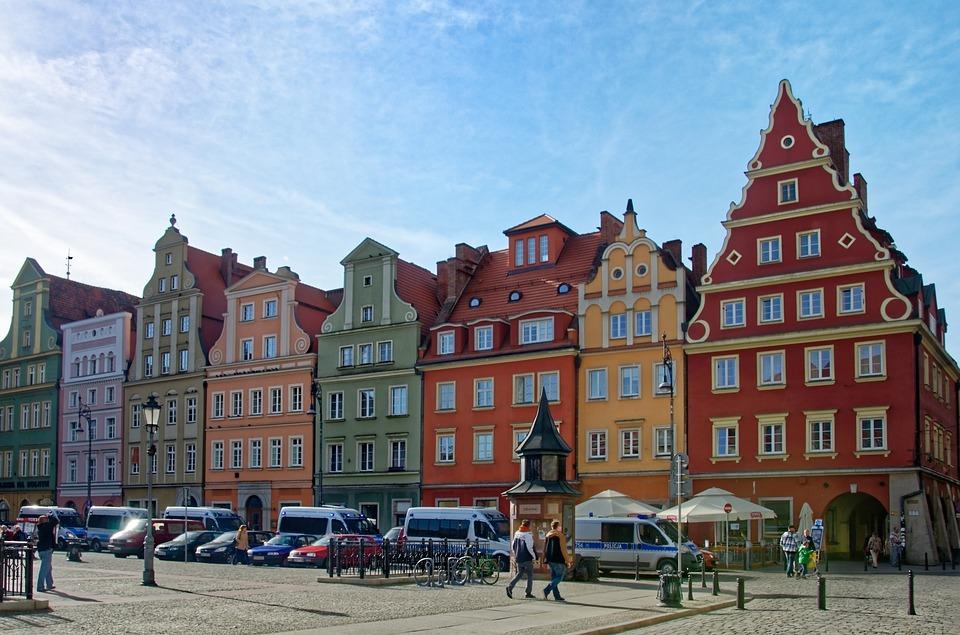 6. Wroclaw, Poland