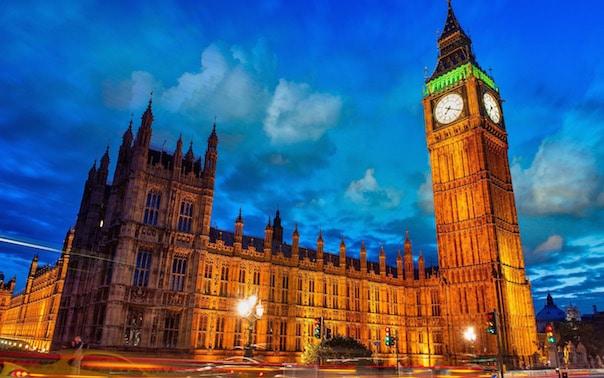 7. Big Ben, London