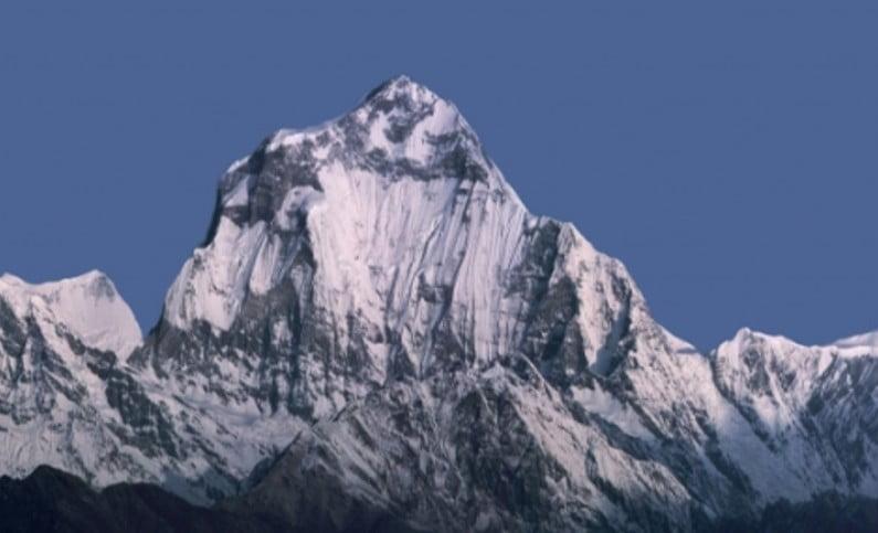 7. Dhaulagiri