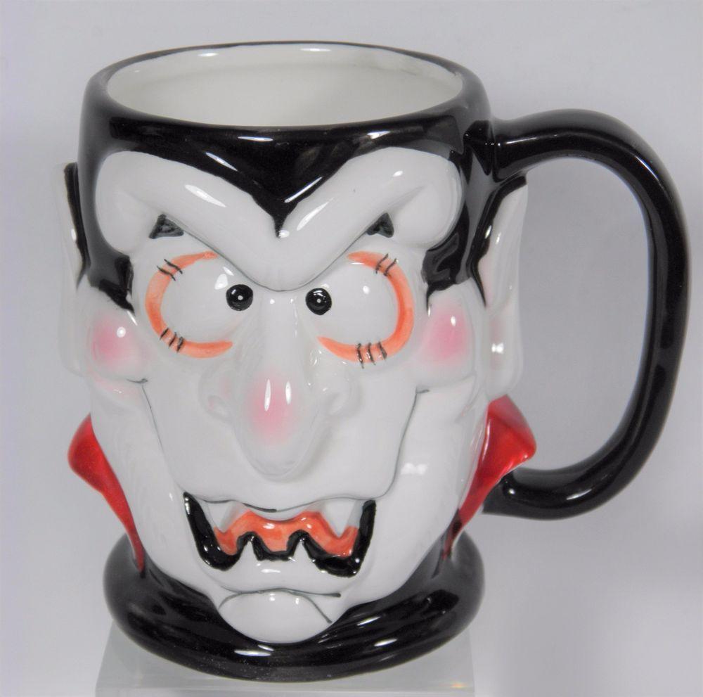 7. Dracula Mug - Romania