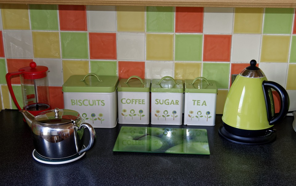 7. Electric Kettle