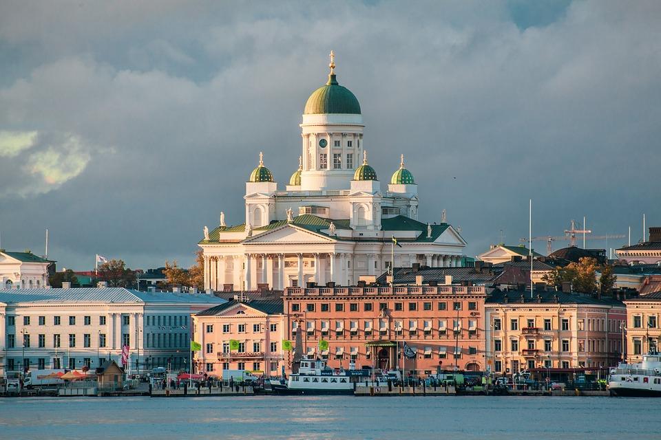 7. Helsinki, Finland