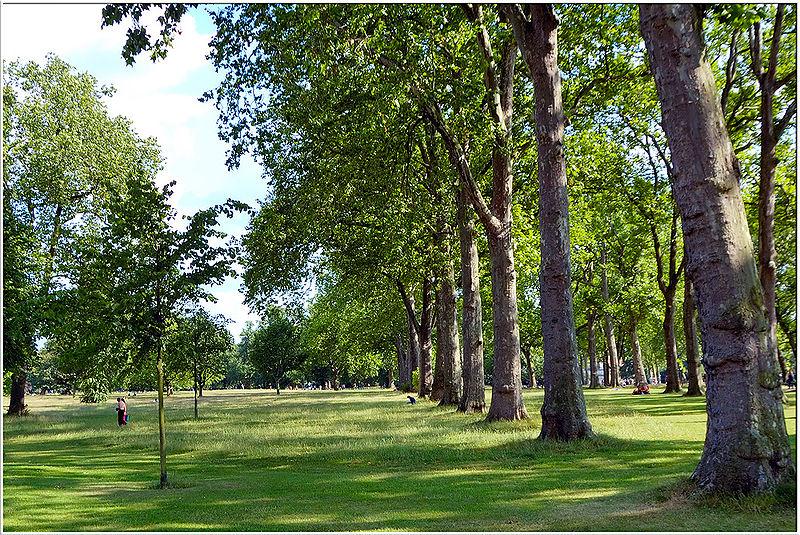 7. Hyde Park - London, UK