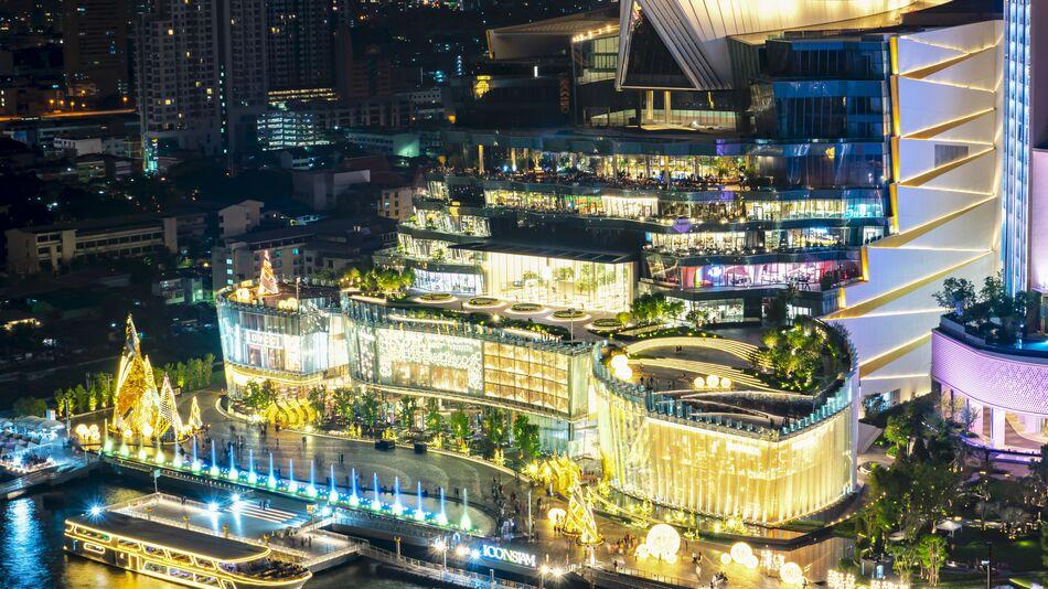 7. ICONSIAM - Bangkok, Thailand