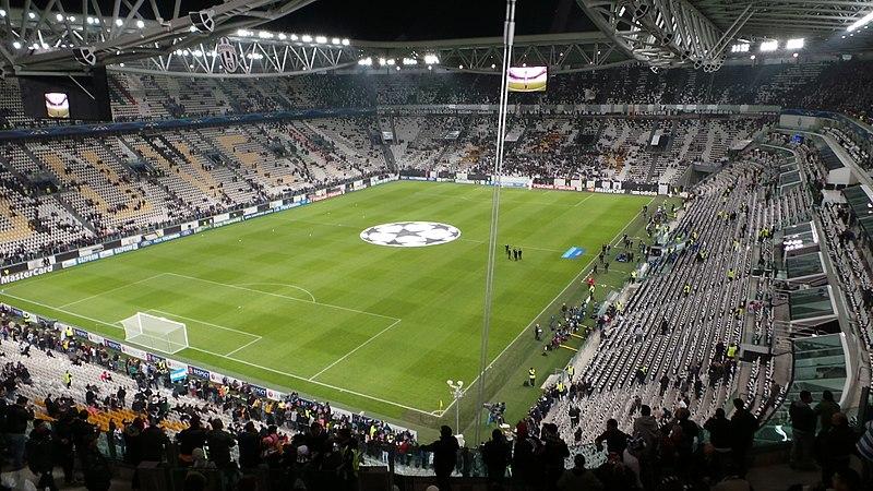7. Juventus Stadium, Turin