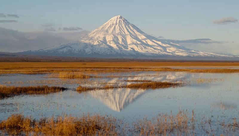 7. Kronotsky Volcano Nature Reserve