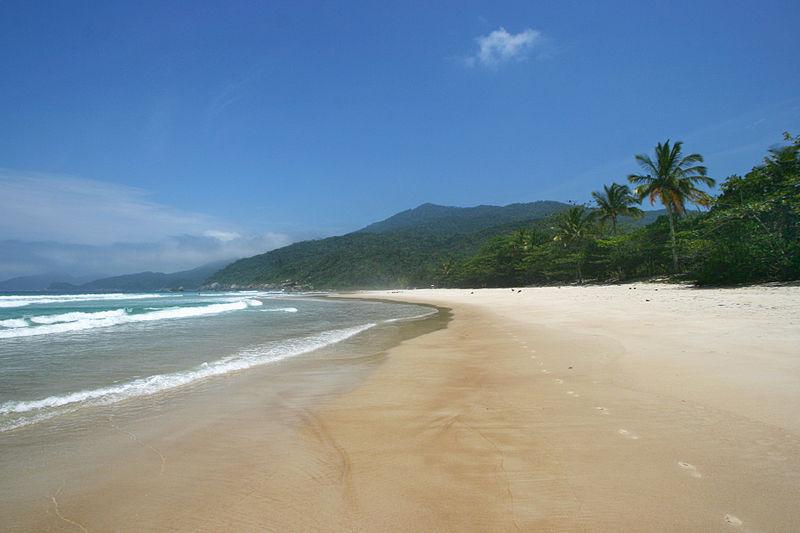 7. Lopes Mendes Beach, Brazil