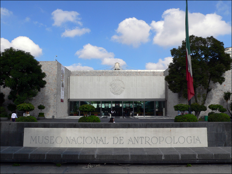 7. National Museum of Anthropology