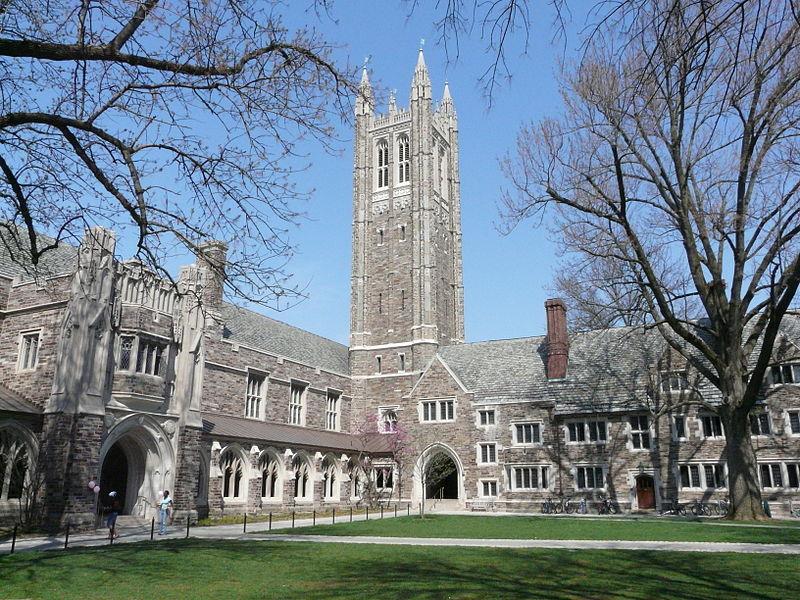 7. Princeton University, USA