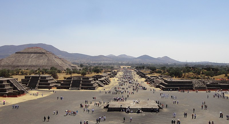 7. Pyramid of the Sun