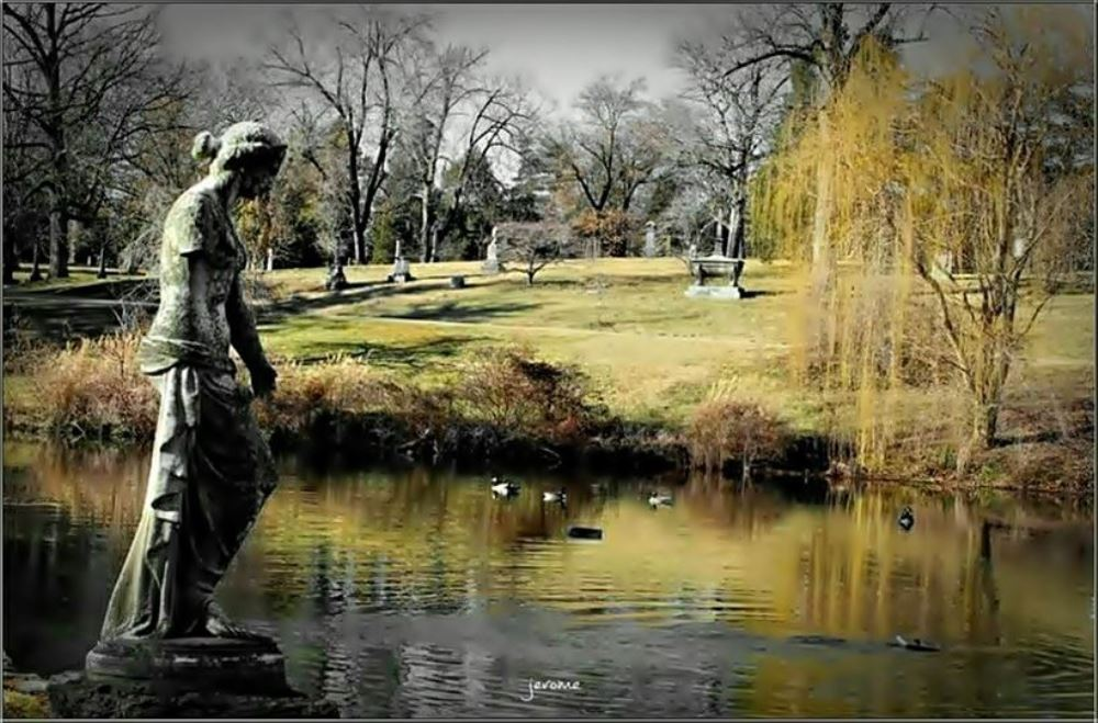 7. Spring Grove Cemetery