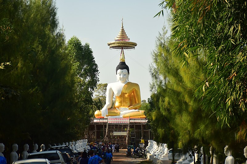 7. The Buddha of Phutthamonthon, Thailand