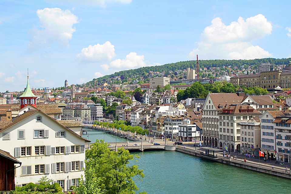 7. Zurich, Switzerland