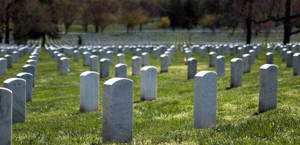 8. Arlington National Cemetery