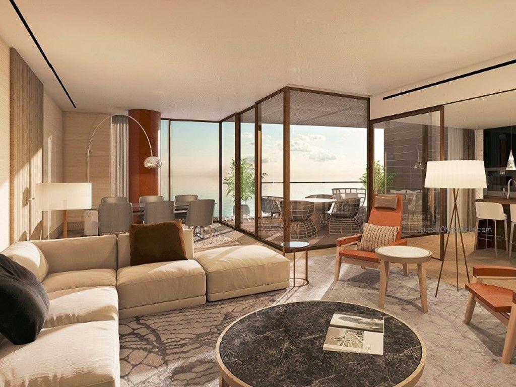 8. Bulgari Resort & Residences, Dubai