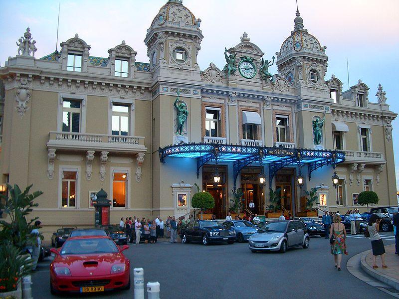 8. Casino of Montecarlo