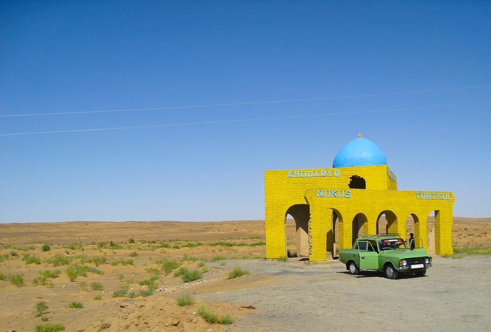 8. Kizilkum Desert - 300.000 km2