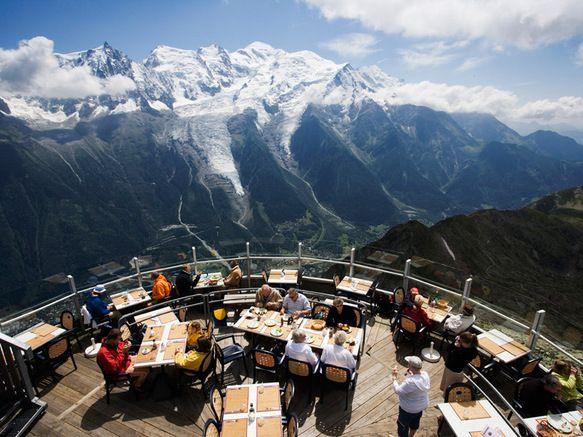 8. Le Panoramic - Chamonix, France