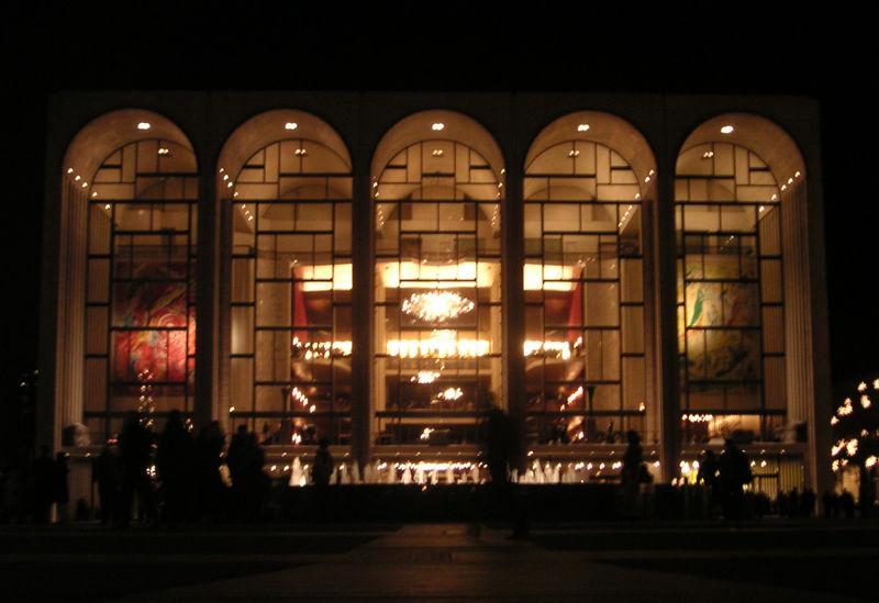8. Metropolitan Opera House - New York, United States