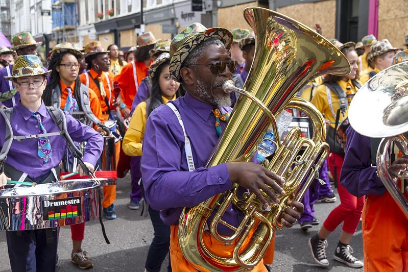 8. Notting Hill Carnival - London, UK