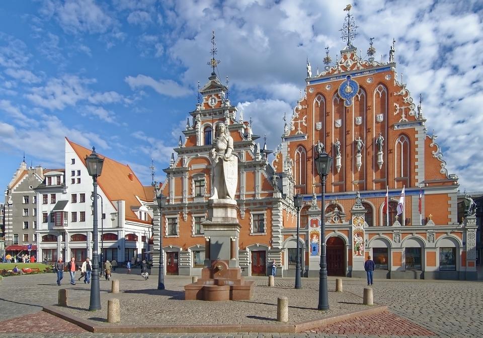 8. Riga, Latvia