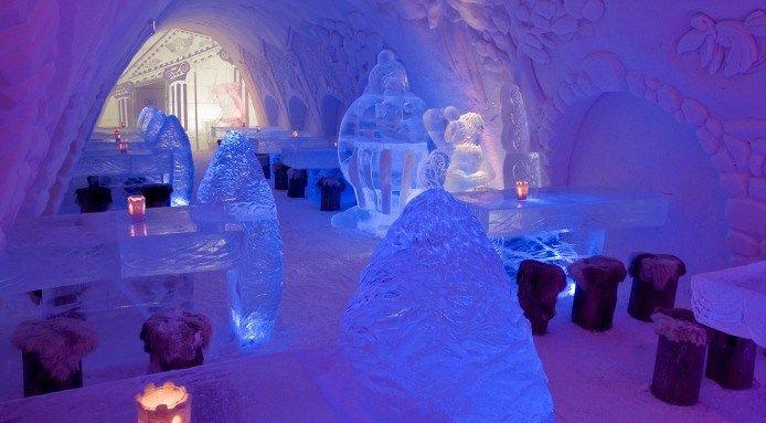 8. Snow Castle, Finland