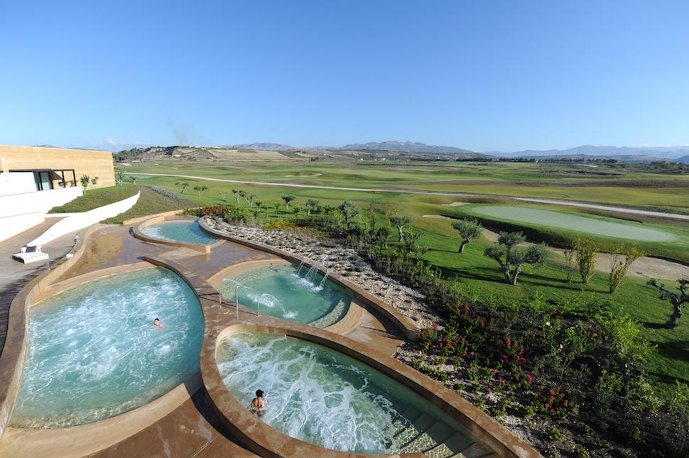 8. Verdura Resort - Sciacca, Italy