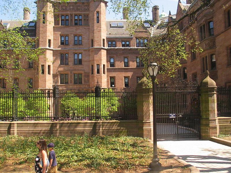 8. Yale University, USA