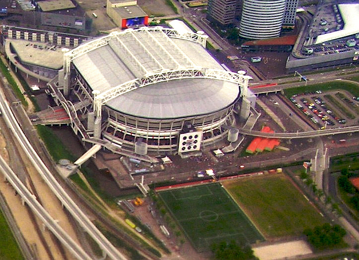 9. Amsterdam Arena, Amsterdam