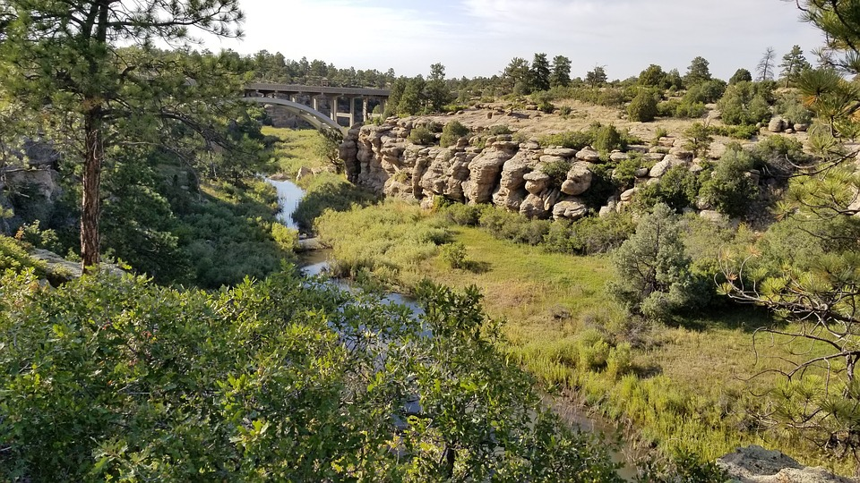 9. Castlewood Canyon State Park
