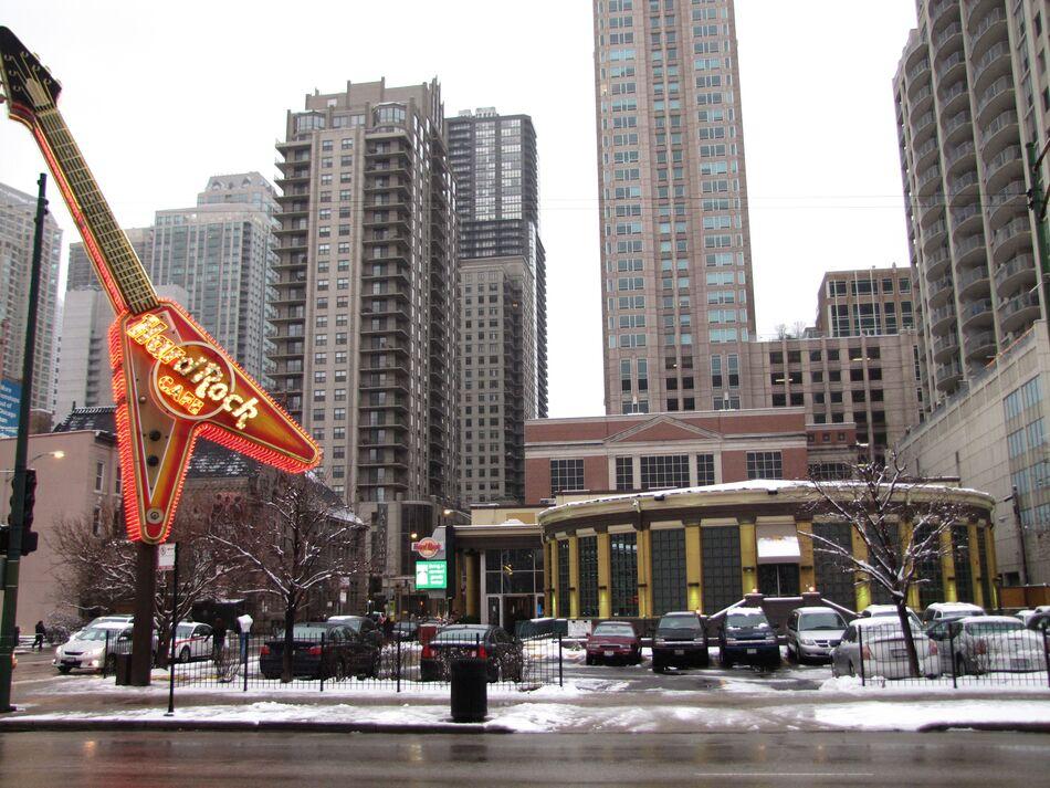 9. Chicago, USA