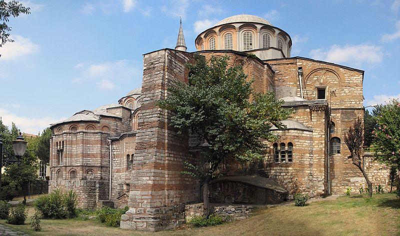 9. Chora Church - Istanbul