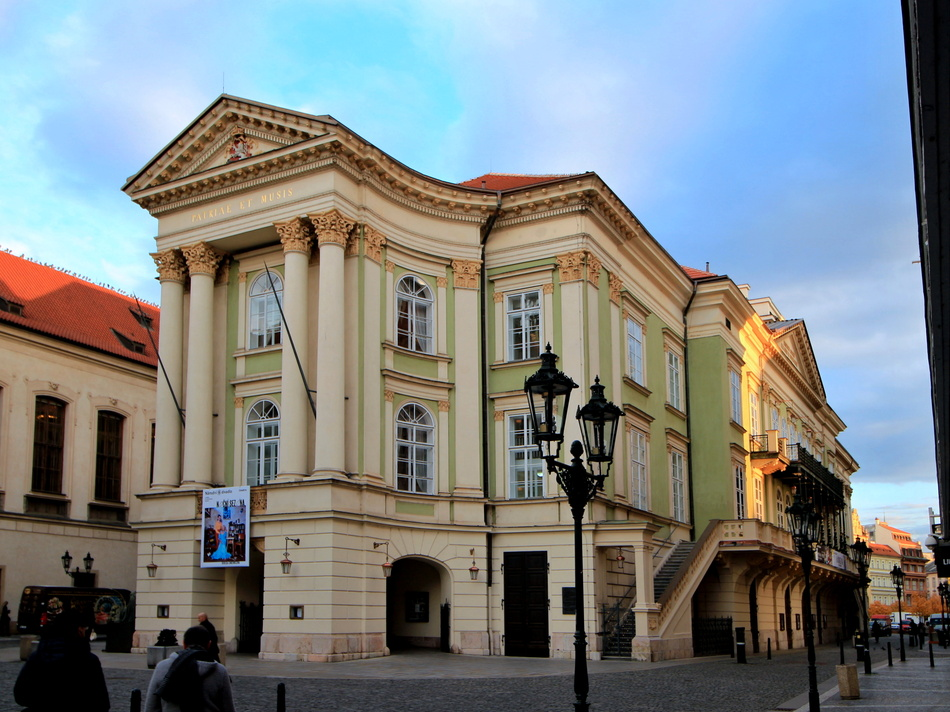 9. Estates Theater - Prague, Czech Republic