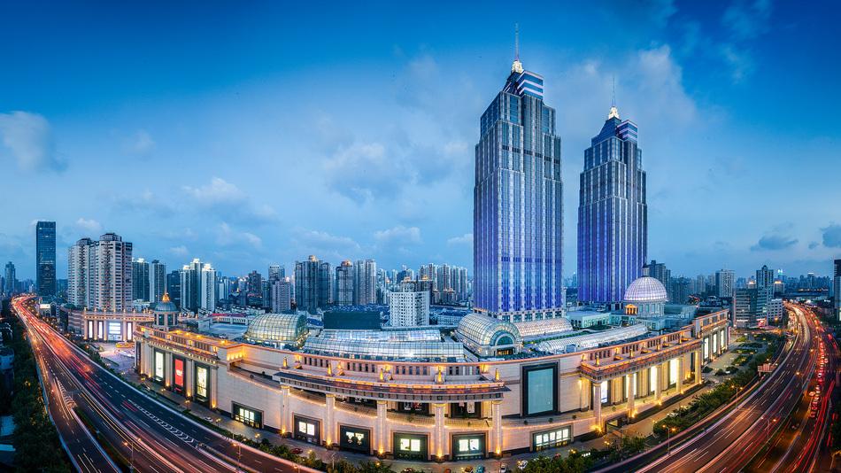 9. Global Harbor - Shanghai, China