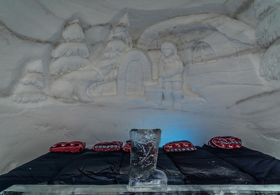9. Kirkenes Snow Hotel, Norway