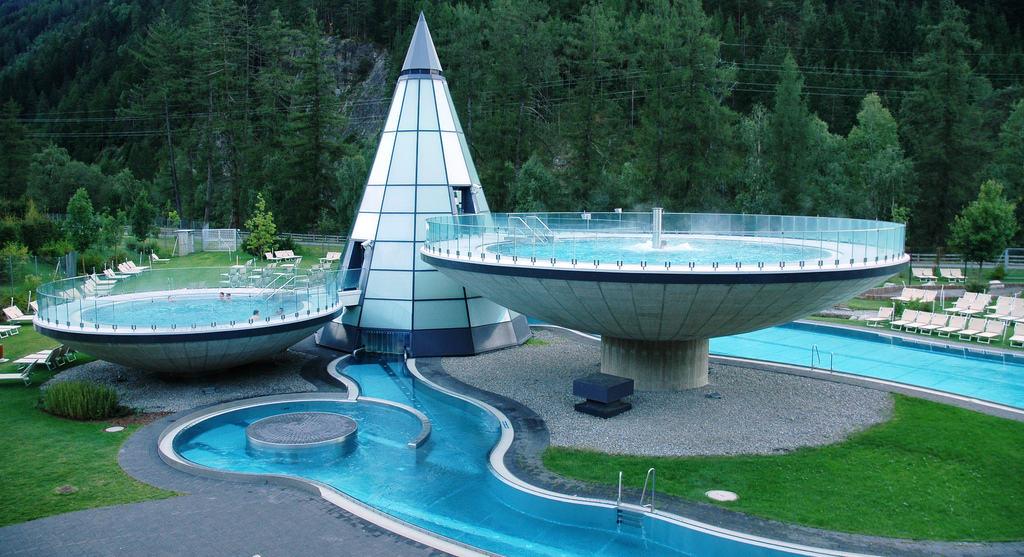 9. Quadome Spa - Längenfeld, Austria