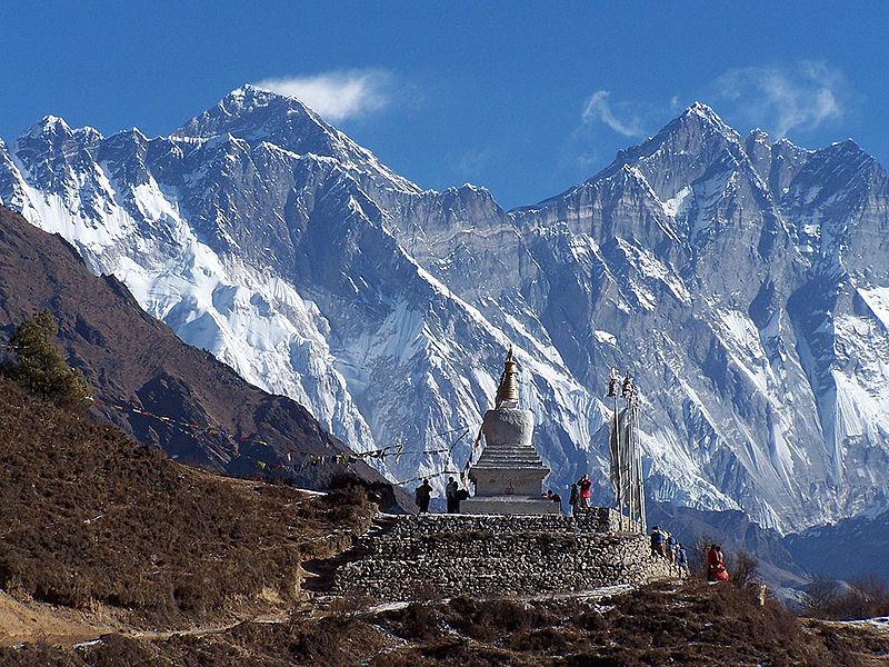 9. Sagarmatha National Park, Nepal
