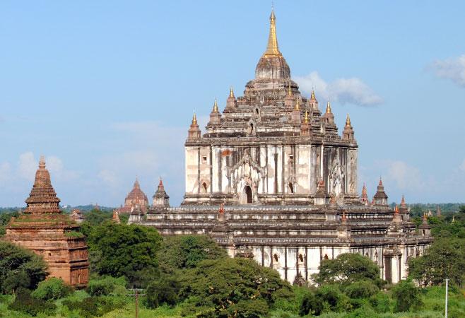 9. Thatbyinnyu Temple, Bagan, Myanmar