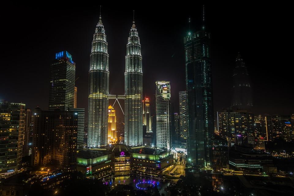 9/8. Petronas Tower 1 and 2
