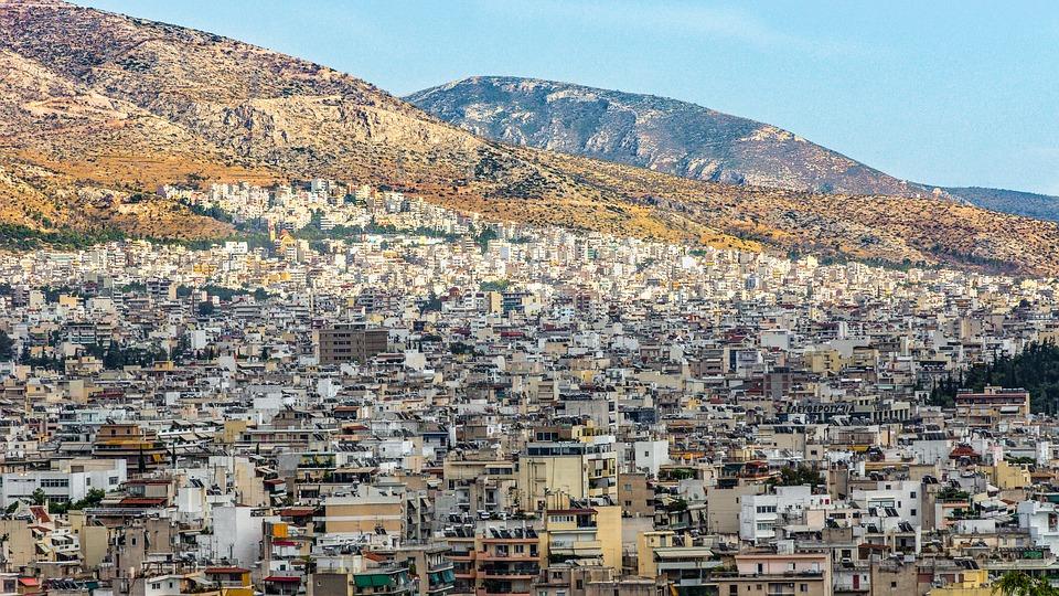 Athens, Grece