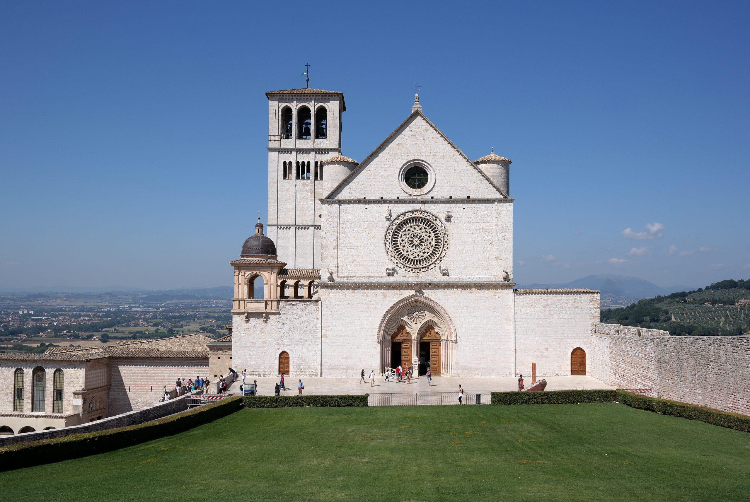 Basilica of Saint Francis, Assisi (Umbria)