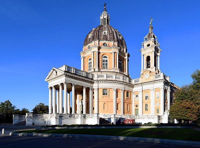Basilica of Superga, Torino