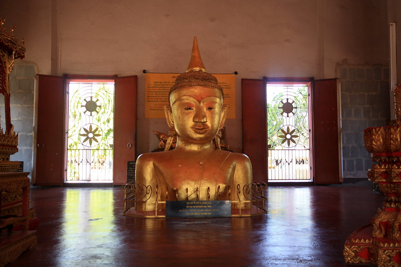 Buddha of Wat Poh Temple