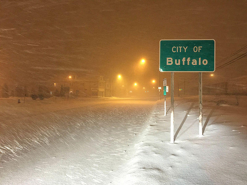 Buffalo, State of New York