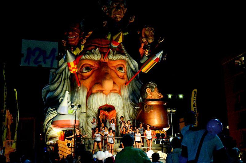 Carneval of Fano, Marche
