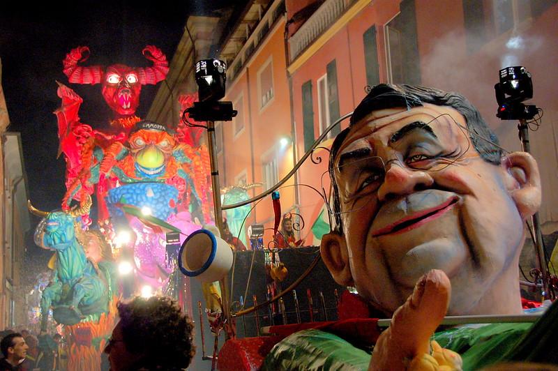 Carnival of Cento, Emilia Romagna