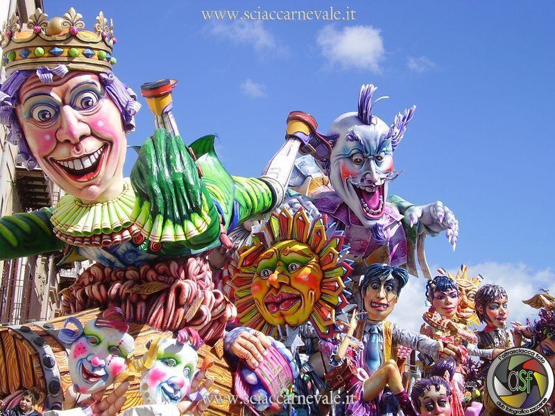 Carnival of Sciacca, Sicily